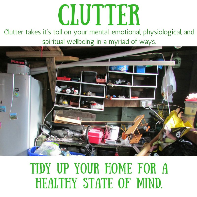 Freebie ebook! Declutter your home for clairty & focus now available for downlaod!
